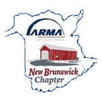 ARMA Canada New Brunswick Chapter